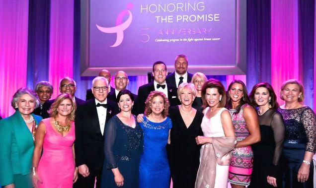 Photo © Tony Powell. 2014 Susan G. Komen Honoring the Promise Gala. Kennedy Center. September 18, 2014-24