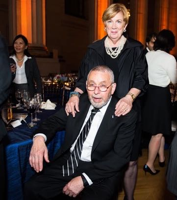 Jonna and Tony Mendez at the AAM Awards Dinner by Joy Asico
