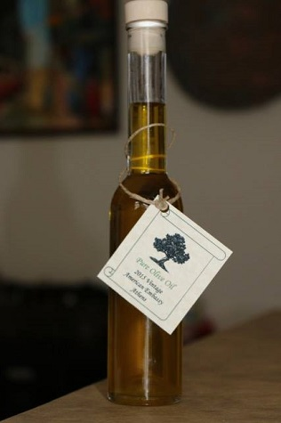 Greek olive oil by U.S. Embassy Athens