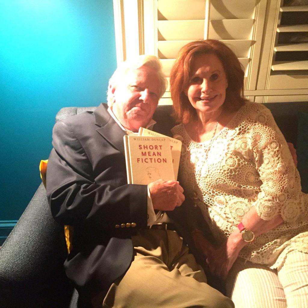 Bill Dunlap and Mayra MacPherson