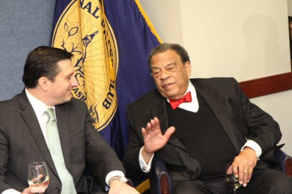 Amb. Andrew Young